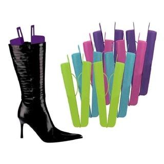 Home Basics Plastic Boot Shapers (Set of 2)