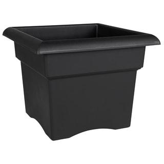 Link to Bloem Veranda Deck Box Planter, 18-inch, Black Similar Items in Gardening