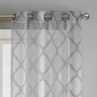 Silver, Grommet Curtains & Drapes - Shop The Best Deals For Apr 2017