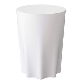 Wind White/ Mint Trash Can by Yamazaki Home