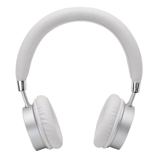 Shop Contixo Kb 200 Premium Kids Bluetooth Wireless White Headphones With Volume Limit Controls 85db And Microphone Overstock 14174165