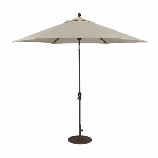 Signature Design by Ashley Brown Medium Auto Tilt Umbrella