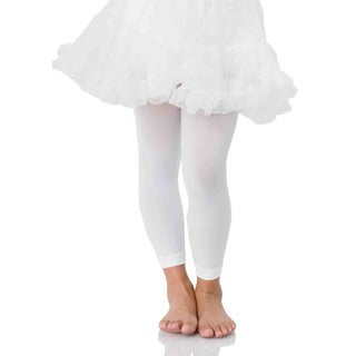 Leg Avenue Children's Nylon and Spandex Footless Tights