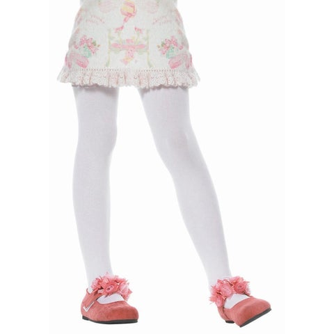 Leg Avenue Children's Nylon Opaque Tights
