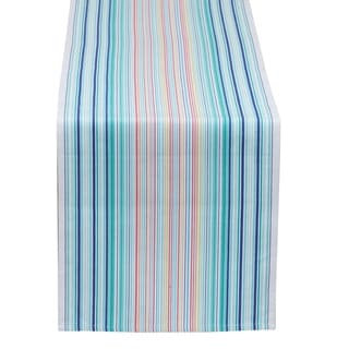 """Clearwater Stripe Table Runner - 13 x 72"""""""