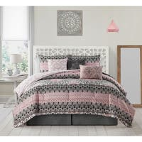 The Curated Nomad La Boheme 7-piece Comforter Set