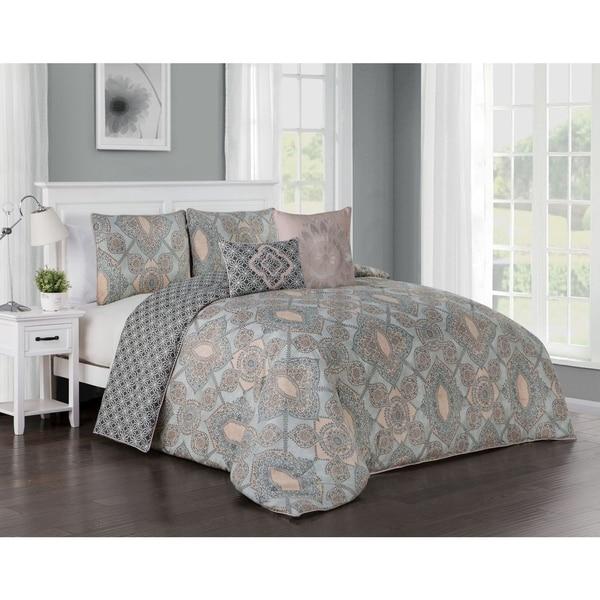 Avondale Manor Modena 5-piece Comforter Set