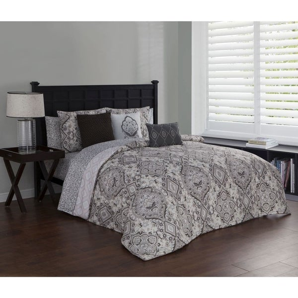 Avondale Manor Nina 10-piece Bed in a Bag Set