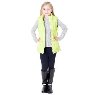 Spicy Mix Girls Hadley Girls Puffer Vest