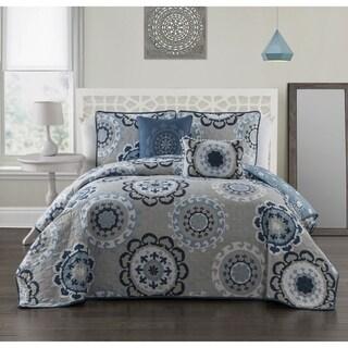 Avondale Manor Elsa 5-piece Quilt Set