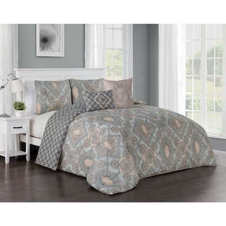 Avondale Manor Modena 5-piece Duvet Cover Set