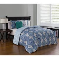 Avondale Manor Nina 5-piece Duvet Cover Set