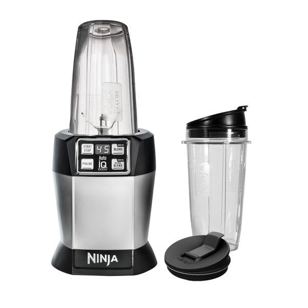 Shop Nutri Ninja BL480D Auto-iQ One Touch Blender