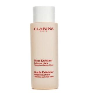 Clarins Gentle Exfoliator 4.2-ounce Brightening Toner