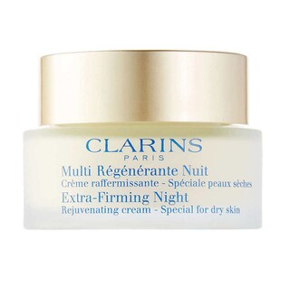 Clarins Extra-Firming 1.6-ounce Night Rejuvenating Cream for Dry Skin