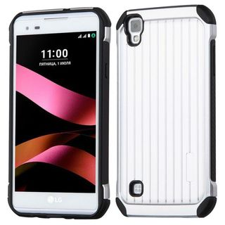 Insten Hard Snap-on Dual Layer Hybrid Case Cover For LG Tribute HD/ X STYLE