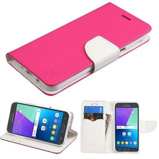Insten Leather Case Cover with Stand/ Wallet Flap Pouch For Samsung Galaxy J3(2017)