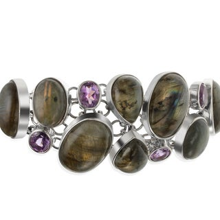Pangea Mines Multi-Gemstone Bracelet