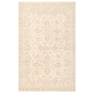 Herat Oriental Afghan Hand-knotted Vegetable Dye Khotan Wool Rug (5'11 x 9'5)