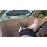 Zone Tech Clear Mesh Car Sun Stop Rear-window Shade