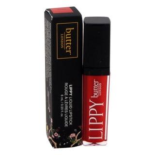 Butter London Lippy Liquid Lipstick Ladybird