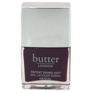 Butter London Patent Shine 10X Nail Lacquer Afters