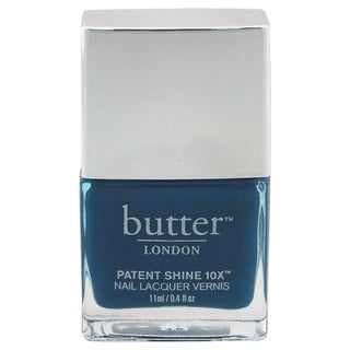 Butter London Patent Shine 10X Nail Lacquer Chat Up
