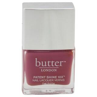 Butter London Patent Shine 10X Nail Lacquer Dearie Me!