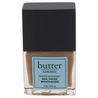 Butter London Sheer Wisdom Nail Tinted Moisturizer Medium
