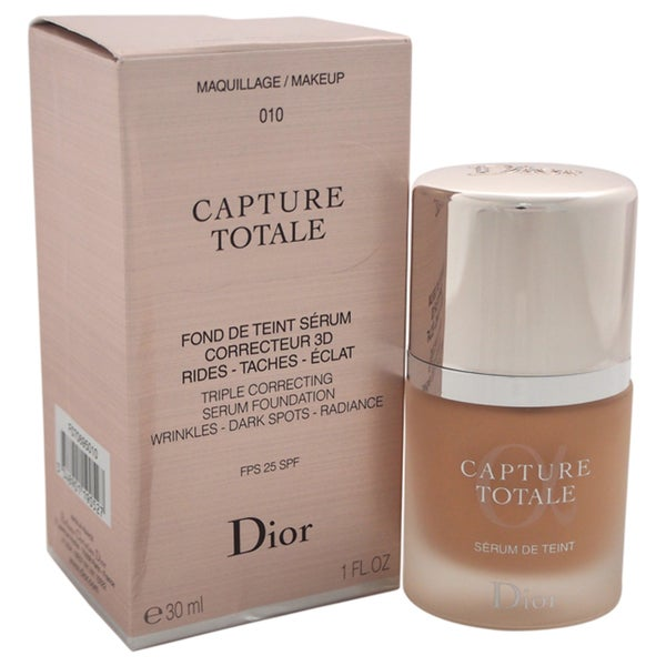 Capture Totale Foundation by Dior #21