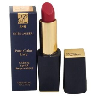 Estee Lauder Pure Color Envy Sculpting Lipstick 240 Tumultuous Pink
