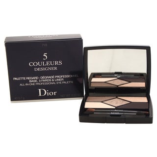 Dior 5 Couleurs Designer All-In-One Professional Eye Palette 718 Taupe Design