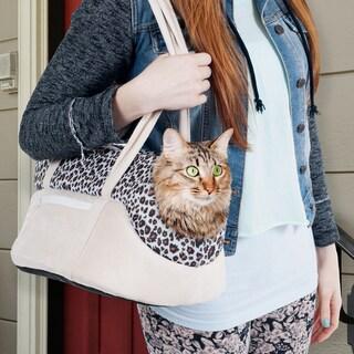 PETMAKER Cozy Travel Pet Carrier