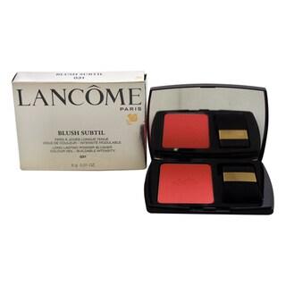 Lancome Blush Subtil Long Lasting Powder Blusher 031 Pepite de Corail