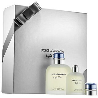 Dolce & Gabbana Light Blue Men's 2-piece Set