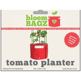 BloemBagz 15-gallon Union Red Tomato Planter Grow Bag