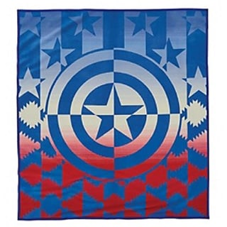 Pendleton Marvel's Captain America Wool Throw