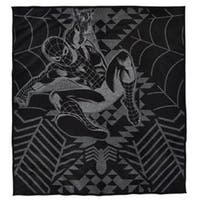 Pendleton Marvel's Amazing Spider-Man Black/Grey Wool/Cotton Throw
