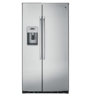 GE Profile Series Stainless Steel 21.9 cu.ft. Counter-Depth Side-By-Side Refrigerator