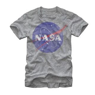 Nasa Men's Cotton Classic Logo T-Shirt