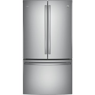 GE PROFILE SERIES ENERGY STAR 23.1 CU. FT. COUNTER-DEPTH FRENCH-DOOR REFRIGERATOR
