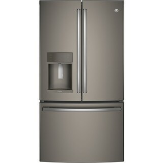GE Profile Series Energy Star Counter-depth French-door Refrigerator