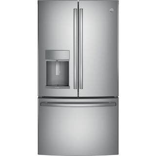 GE Profile Series Energy Star 27.8 Cubic-foot French-door Refrigerator with Hands-free AutoFill|https://ak1.ostkcdn.com/images/products/14191861/P20788279.jpg?impolicy=medium