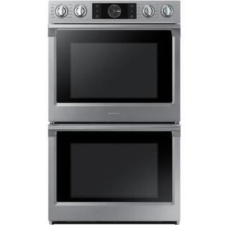 Convection Double Oven with Steam Bake and Flex Duo, 10.2 cu.ft