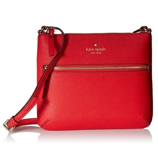 Kate Spade New York Cedar Street Tenley Rooster Red Crossbody Handbag