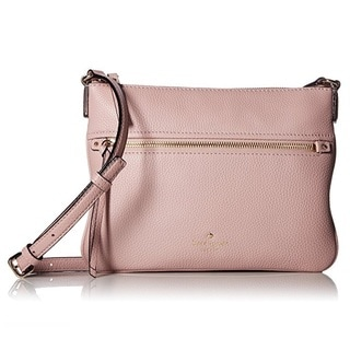Kate Spade New York Cobble Hill Gabriele Pink Granite Crossbody Handbag -