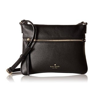 Kate Spade New York Cobble Hill Gabriele Black Crossbody Handbag