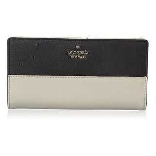 Kate Spade New York Cameron Street Stacy Black/Pebble Wallet