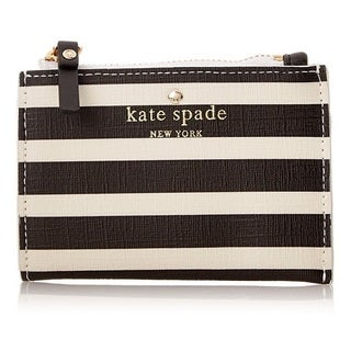 Kate Spade Fairmount Square Cori Black/Sandy Beach Coin Purse