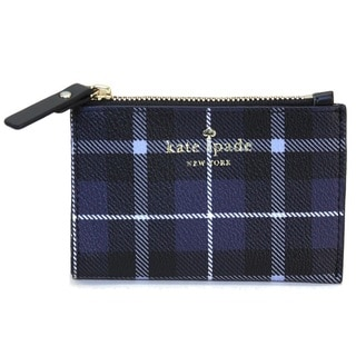 Kate Spade Fairmont Square Cori Diver Blue Multi Wallet